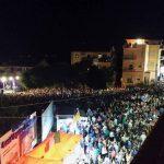S.Agata Militello: Festa di Torrecandele, un mare di gente al concerto di Pupo