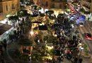 Capo d'Orlando: Stasera l'inaugurazione del presepe sull'isola pedonale e del Villaggio di Natale