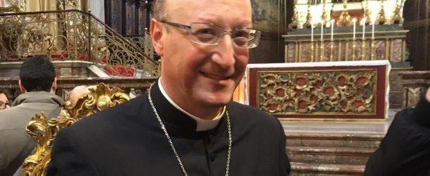 Tindari: 1° Anniversario dell'Ordinazione Episcopale  di S. E. Mons. Guglielmo Giombanco