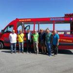 """Presentato il """"tour Costa dei Nebrodi"""". Bus turistico tra Capo d' Orlando e Portorosa"""