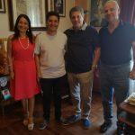 S.Agata Militello: Il sindaco Sottile firma la convenzione con l'Associazione musicale G. Verdi