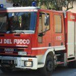 Lipari:Incendio danneggia la linea telefonica