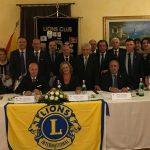 Sant'Agata Militello: XIII Charter del Lions Club
