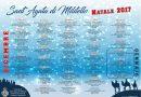 S.Agata Militello: Il programma delle festività natalizie.