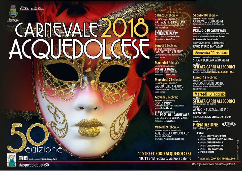 CARNEVALE ACQUEDOLCESE