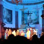 S.Agata Militello: Successo per la Via Crucis all'interno del Duomo.