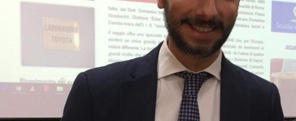Furci Siculo: Domenica 29 luglio 2018, presentazione del libro del prof. Roberto Sciarrone