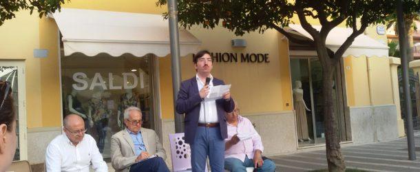 Capo d'Orlando: Presentato il nuovo libro di Salvo Andò