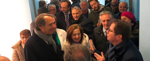 S.AGATA MILITELLO: IL NEO COMMISSARIO DELL'ASP IN VISITA ALL'OSPEDALE.