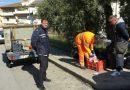S.Agata Militello: Controlli sull'abbandono dei rifiuti, 62 verbali in poche settimane.