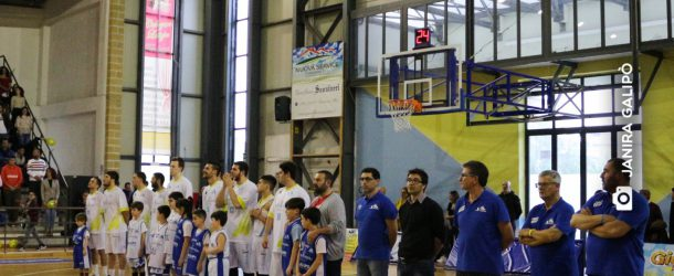 Basket: Una torrenova rimaneggiata cede con orgoglio gara # 1